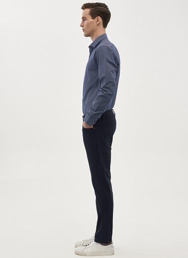 Altınyıldız Classics Likralı Denim Pantolon Lacivert